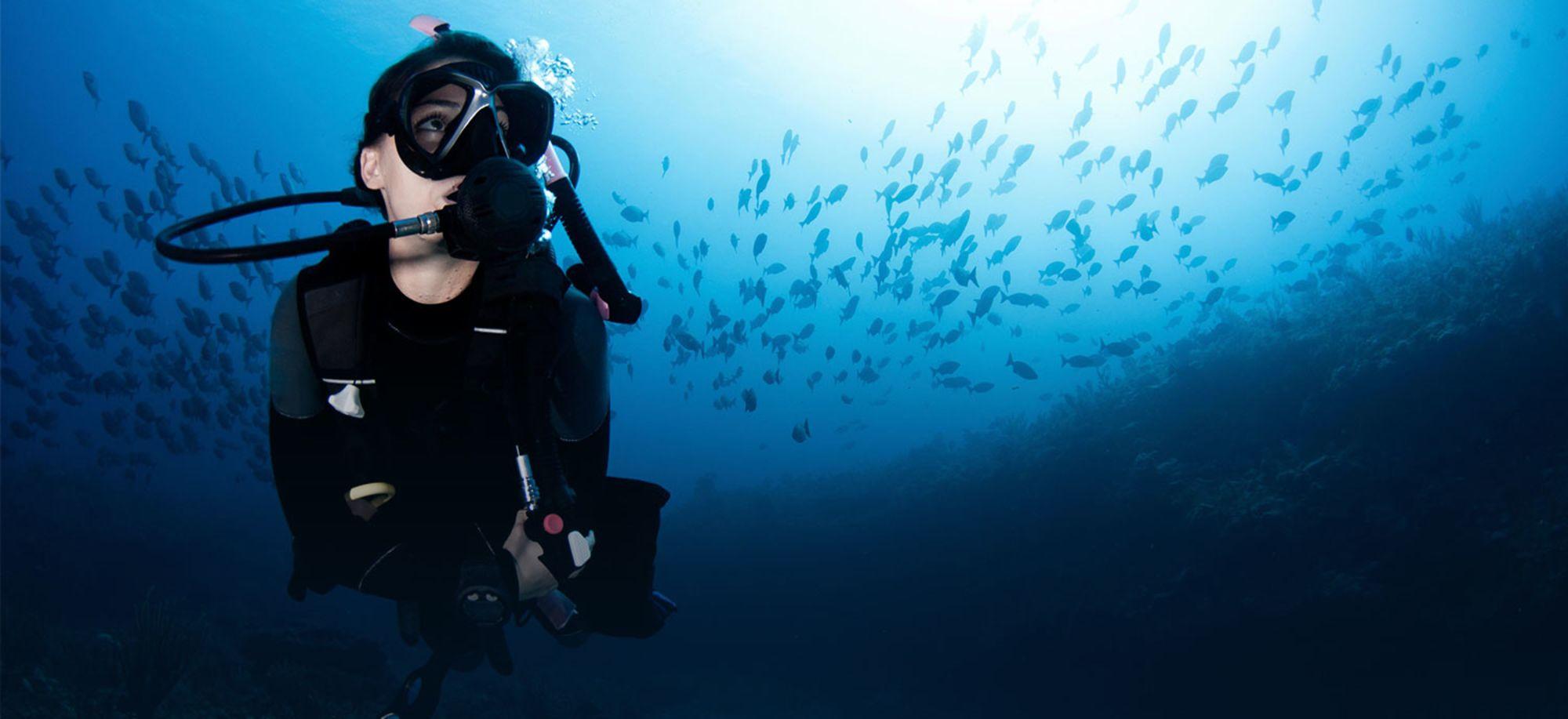 Scuba Diving in pondicherry